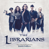 The Librarians - Original Soundtrack From The Television Series (CD)
