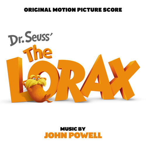Dr. Seuss' The Lorax - Orginal Motion Picture Score (CD)