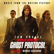 Produktbilde for Mission: Impossible:  Ghost Protocol - Music From The Motion Picture (UK-import) (CD)
