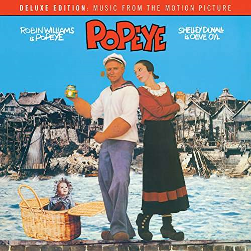 Popeye: Music From The Motion Picture - Deluxe Edition (CD)