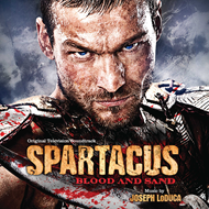Spartacus: Blood And Sand - Original Television Soundtrack (CD)