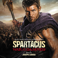 Spartacus: War Of The Damned - Music From The Starz Original Series (CD)