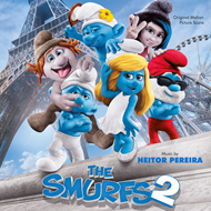 The Smurfs 2 - Original Motion Picture Score (CD)