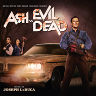 Ash Vs.The Evil Dead - Music From The Starz Original Series (CD)