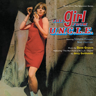 The Girl From U.N.C.L.E. - Music From The Television Series (CD)