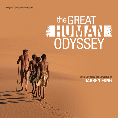 The Great Human Odyssey - Original Television Soundtrack (CD)