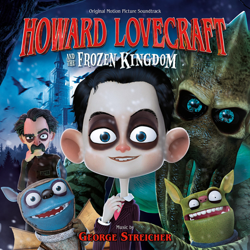Howard Lovecraft And The Frozen Kingdom - Original Motion Picture Soundtrack (CD)