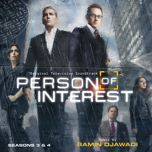 Person Of Interest: Seasons 3 & 4 - Original Television Soundtrack (CD)