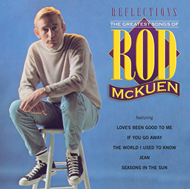 Produktbilde for Reflections: The Greatest Songs Of Rod Mckuen (UK-import) (CD)