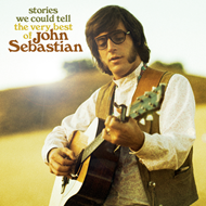 Stories We Could Tell: The Very Best Of John Sebastian (CD)