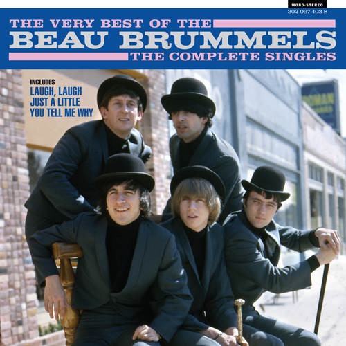 The Very Best Of The Beau Brummels: The Complete Singles (CD)