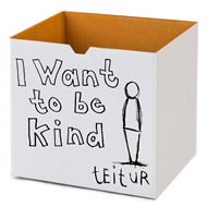 I Want To Be Kind (CD)