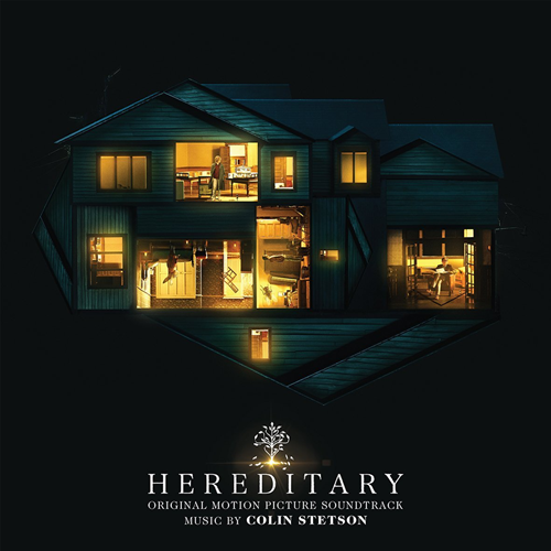 Hereditary - Original Motion Picture Soundtrack (CD)