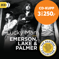 Produktbilde for Lucky Man - The Masters Collection (2CD)