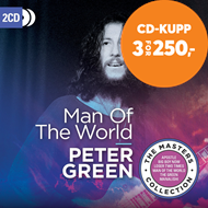 Produktbilde for Man Of The World - The Masters Collection (2CD)