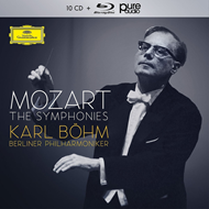 Mozart: The Complete Symphonies (10CD + Blu-ray A)
