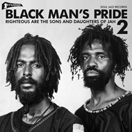 Black Man's Pride 2: Righteous Are The Sons And Daughters Of Jah (CD)