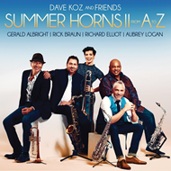Summer Horns II: From A To Z (CD)
