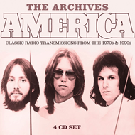 The Archives - Classic Radio Transmissions From The 1970s & 1990s (4CD)