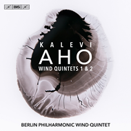 Aho: Wind Quintets Nos. 1 & 2 (SACD-Hybrid)