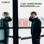 Andreas Borreaard - Bach: Goldberg Variations (Played With Accordion) (SACD-Hybrid)