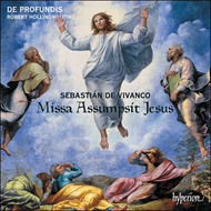 Vivanco: Missa Assumpsit Jesus (CD)