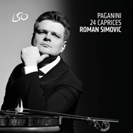 Roman Simovic - Paganini: 24 Caprices (2CD)