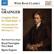 Produktbilde for Grainer: Complete Music For Wind Band, Vol. 3 (CD)