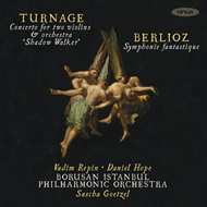 Turnage & Berlioz: Shadow Walker (Concerto For Two Violins) & Symphonie Fantastique (CD)