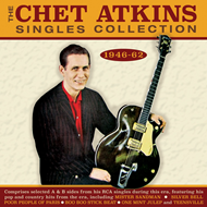 Produktbilde for The Chet Atkins Singles Collection 1946-62 (2CD)