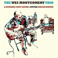 Produktbilde for Wes Montgomery Trio (CD)