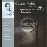 Mahler: Symphony No.2 C Minor (CD)