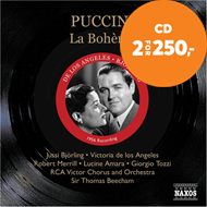 Produktbilde for Puccini: La Boheme (3CD)