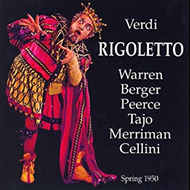 Produktbilde for Verdi: Rigoletto (2CD)