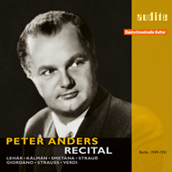 Peter Anders - Portrait (4CD)