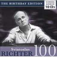 Produktbilde for Sviatoslav Richter - 10 Original Albums (10CD)