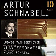 Artur Schnabel - Beethoven: Piano Sonatas (10CD)