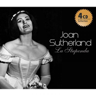 Produktbilde for Joan Sutherland - Portrait: La Stupenda (4CD)