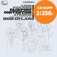 Produktbilde for A Tree With Roots - Fairport Convention And The Songs Of Bob Dylan (CD)