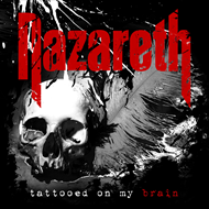 Tattooed On My Brain (CD)