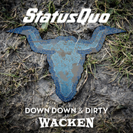 Down Down & Dirty At Wacken - Deluxe Edition (CD + BLU-RAY)