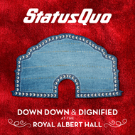 Down Down & Dignified At The Royal Albert Hall (CD)