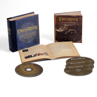 The Lord Of The Rings: The Two Towers - The Complete Recordings (3CD + Blu-ray A)