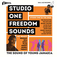 Studio One Freedom Sounds - Studio In The 1960s (CD)