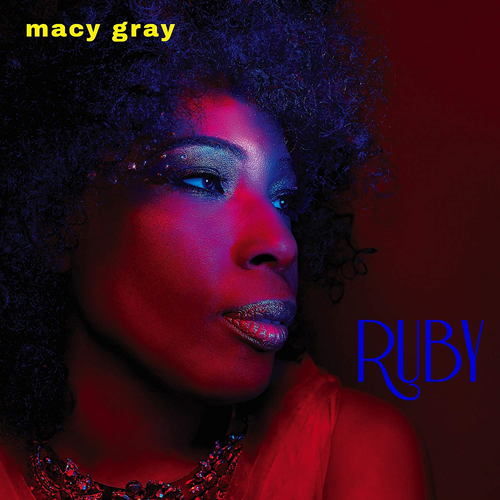 Ruby (USA-import) (CD)