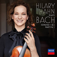 Hilary Hahn Plays Bach: The Sonatas 1 & 2 / Partita 1 (CD)