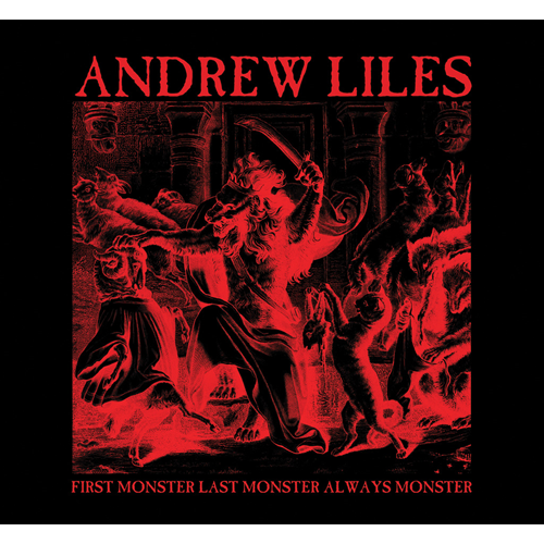 First Monster, Last Monster, Always Mons (CD)