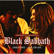 Early Days - Live On Air (Fm Broadcast) (CD)