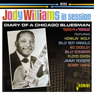 In Session 1954-1962: Diary Of A Chicago Bluesman (CD)