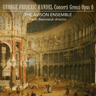 Produktbilde for Handel: Concerti Grossi Opus 6 (3CD)